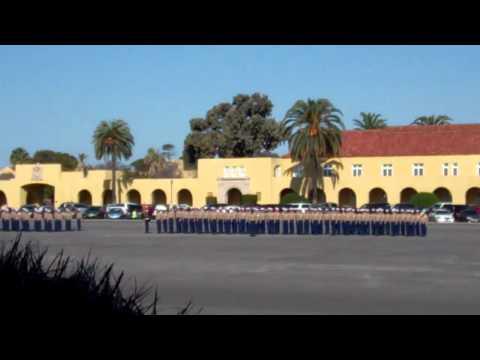 3rd Battalion Kilo Company Platoon 3229-3235 MCRD San Diego (Graduation clip 12/2/11)