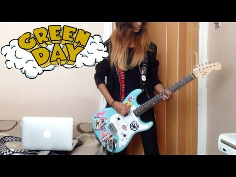 Green Day - Coming Clean (Guitar cover)