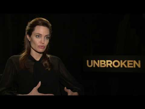 Angelina Jolie on torture,  refugees and politics.