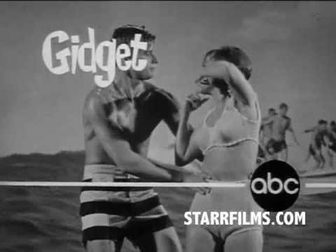 GIDGET PREMIERS On Tv 1965