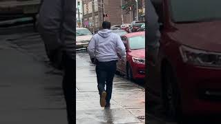 Eyewitness Captures Jersey City Shootout on Video