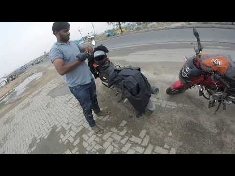 Hyderabad to Rajamundary Bike Ride 1000KM trip 2 Days | Vijay
