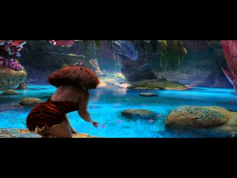"THE CROODS - ""Shine Your Way"" by Owl City & Yuna"