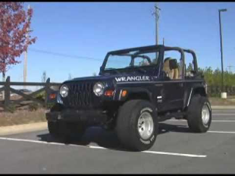Lifted Jeep Wrangler For Sale >> 1997 Lifted Jeep Wrangler For Sale - YouTube