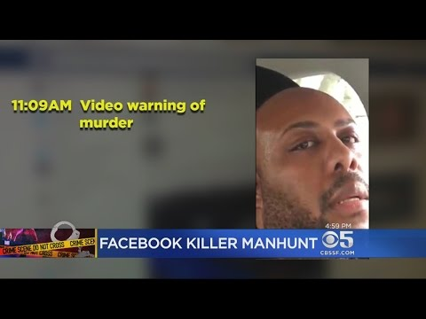 Facebook Facing Questions After Man Uploads Video Of Homicide