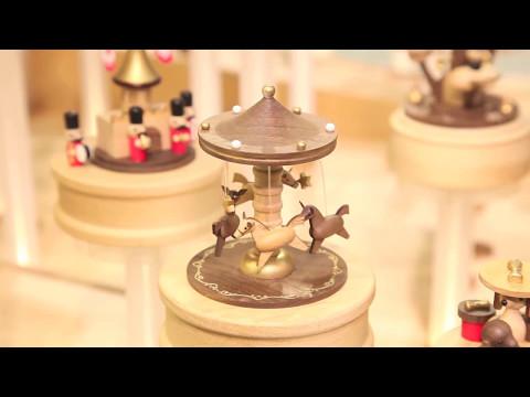 Music Box Wonderland