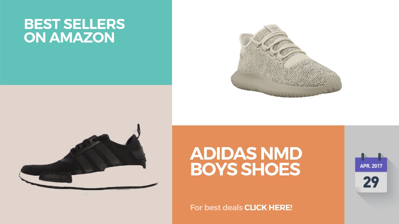 Adidas NMD Boys Shoes Best Sellers On Amazon