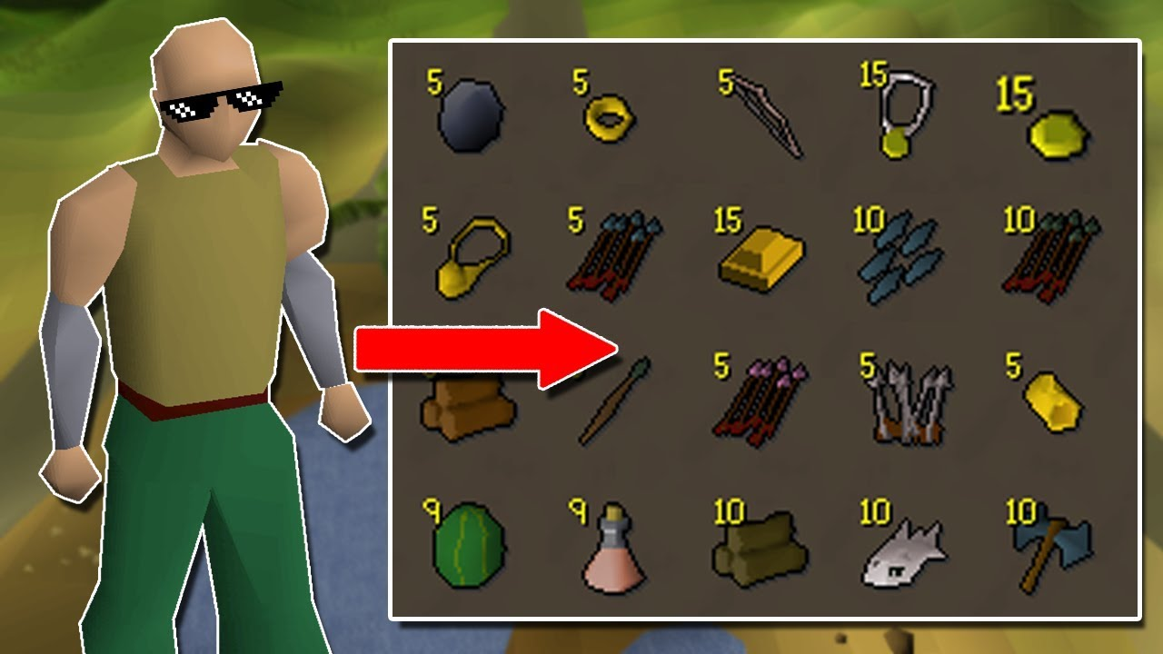 Selling to the West Ardougne General Store for 1 Hour! [OSRS]