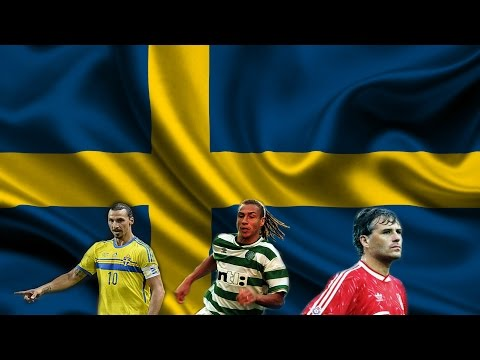 Top 10 Swedish Football Players
