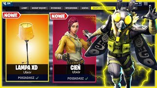 HIDDEN SKIN IN THE SHOP! * Shock as it looks * | Fortnite Shop