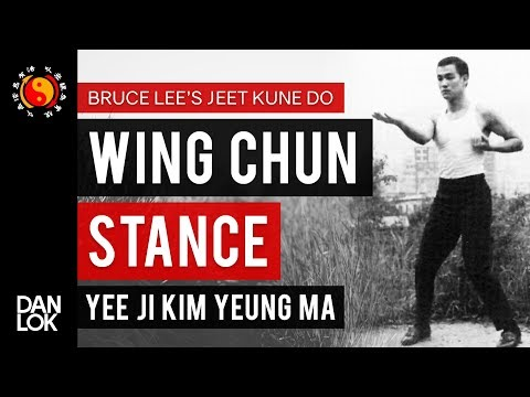 Wing Chun For Beginners Part 1: Wing Tsun Stance - Yee Ji Kim Yeung Ma