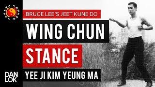 Video Wing Chun For Beginners Part 1- Wing Tsun Stance - Yee Ji Kim Yeung Ma download MP3, 3GP, MP4, WEBM, AVI, FLV April 2018