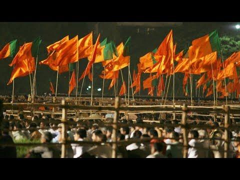 ਲਾਲ ਹੋਇਆ ਭਗਵਾ ਪਰ ਆਸਾਨ ਨਹੀਂ 2019 ਦੀ ਜੰਗ | Punjab Speaking |