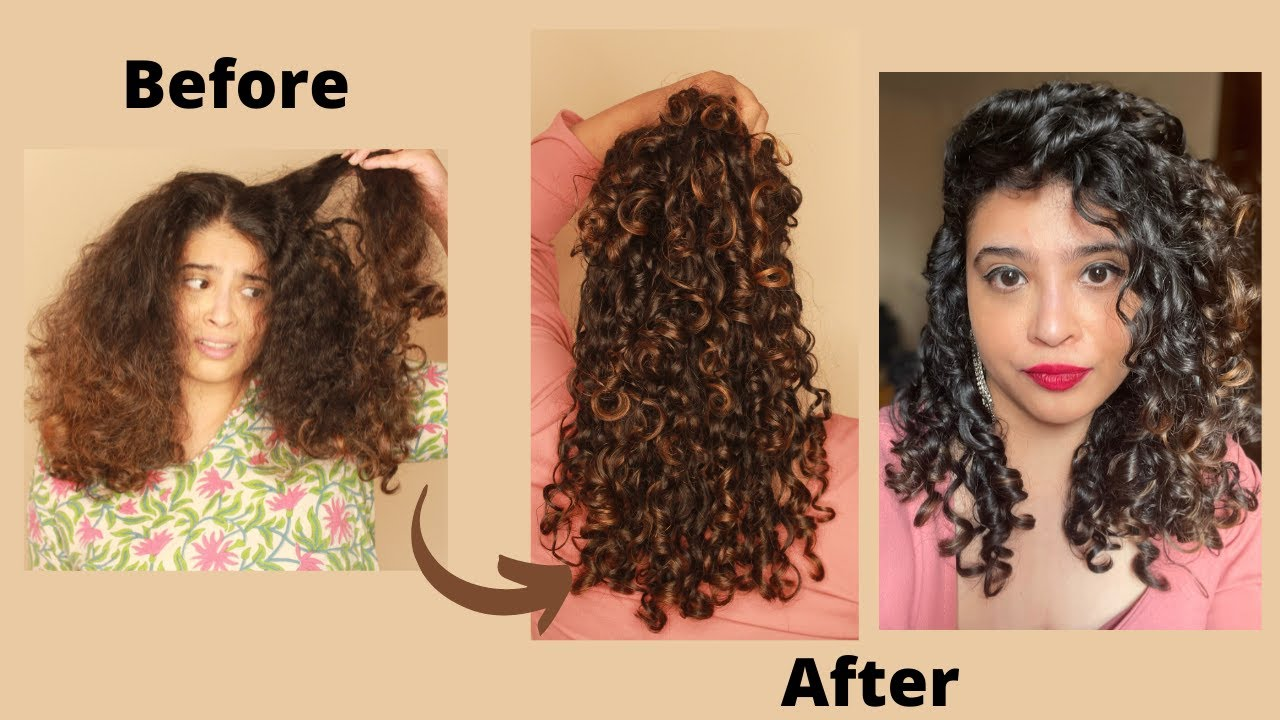 Step by Step Curly Hair Routine with Curl Up Bundle + NEW OIL, MASK & GEL (Beginner Friendly)