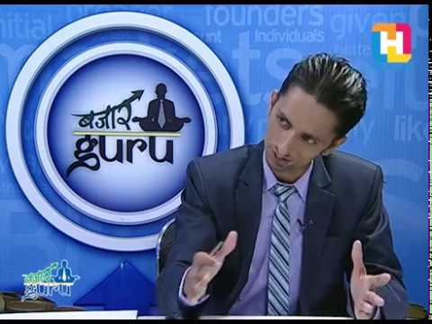 Talking about scenario of Capital Market  with Durga Prasad kafle