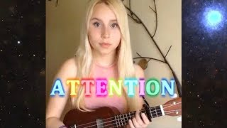 Attention- by Vivian Hicks Charlie Puth cover