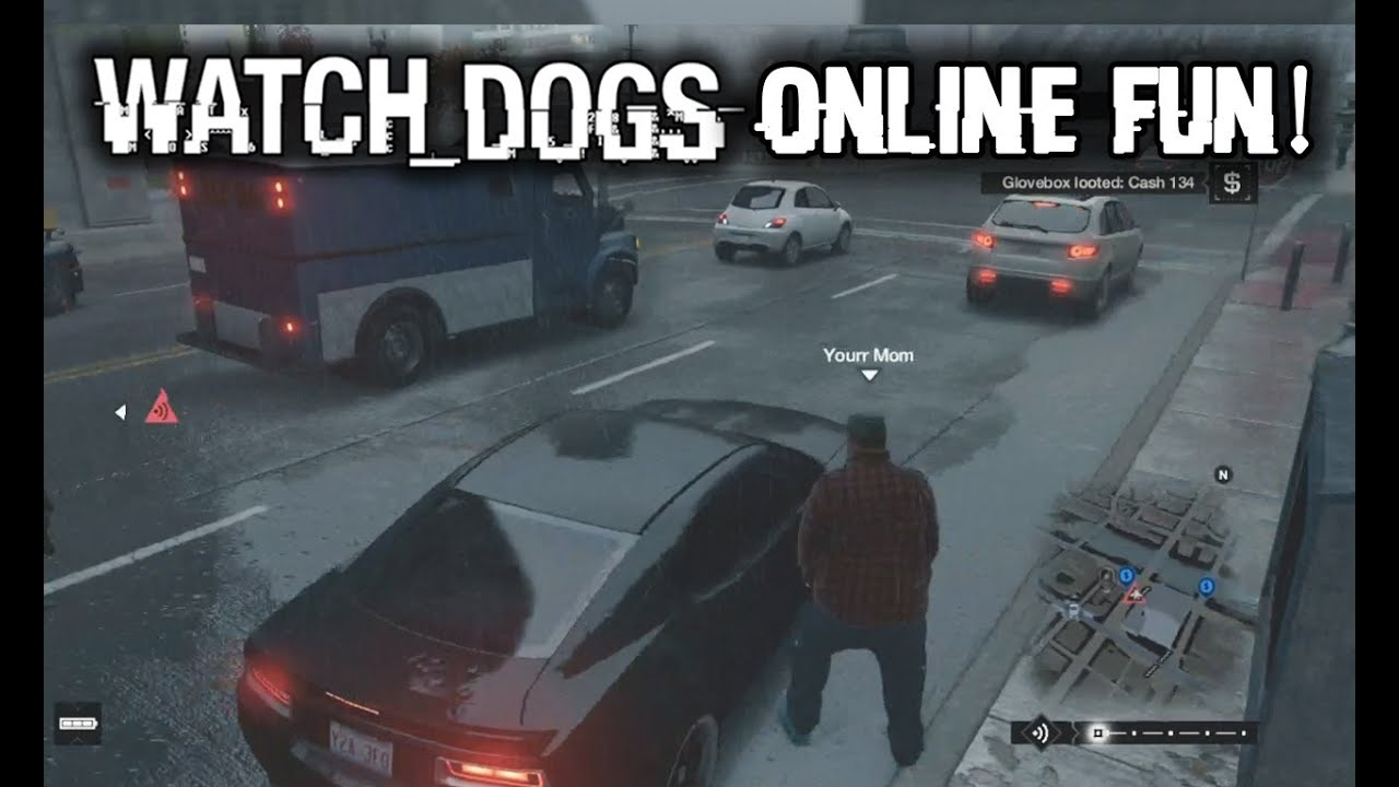 Watch Dogs  Multiplayer Free Roam