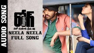 Neela Neela Full Song    Rogue Movie    Puri Jagannadh    Ishan, Mannara, Angela