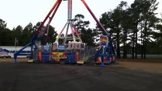 Freak Out Ride is Wild at Four States Fair