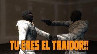 TÚ ERES EL TRAIDOR!!! - Trouble in Terrorist Town con Willy...