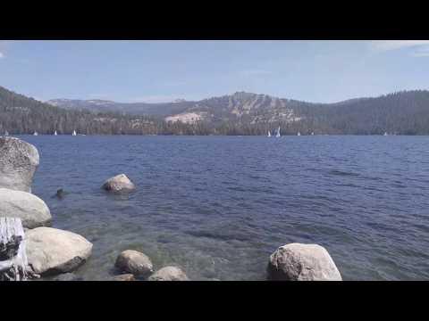 Huntington Lake, CA 2K17:-)