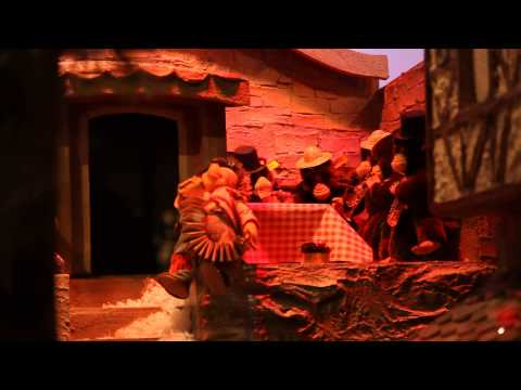 Vitrine de Noel chez Ogilvy 08