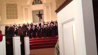 "Murray State Concert Choir ""White Horses"""