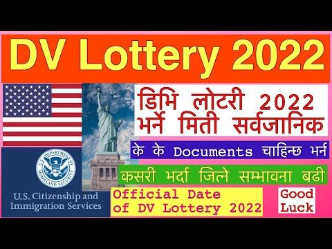 DV Lottery 2022 Opening Date | How To Apply DV Lottery 2022 | Xpress Priyansh