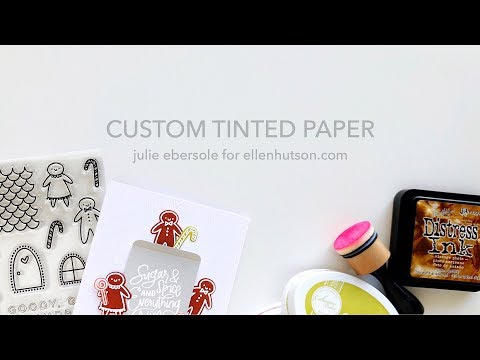 CUSTOM TINTED PAPERS - HELLO, MONDAY 09/17/2018
