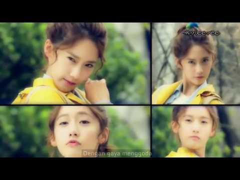 Nabila Razali -  Cemburu (Korean Music Video) Lirik