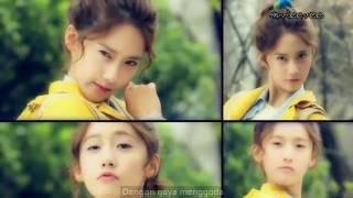 Gambar cover Nabila Razali -  Cemburu (Korean MV) Lirik