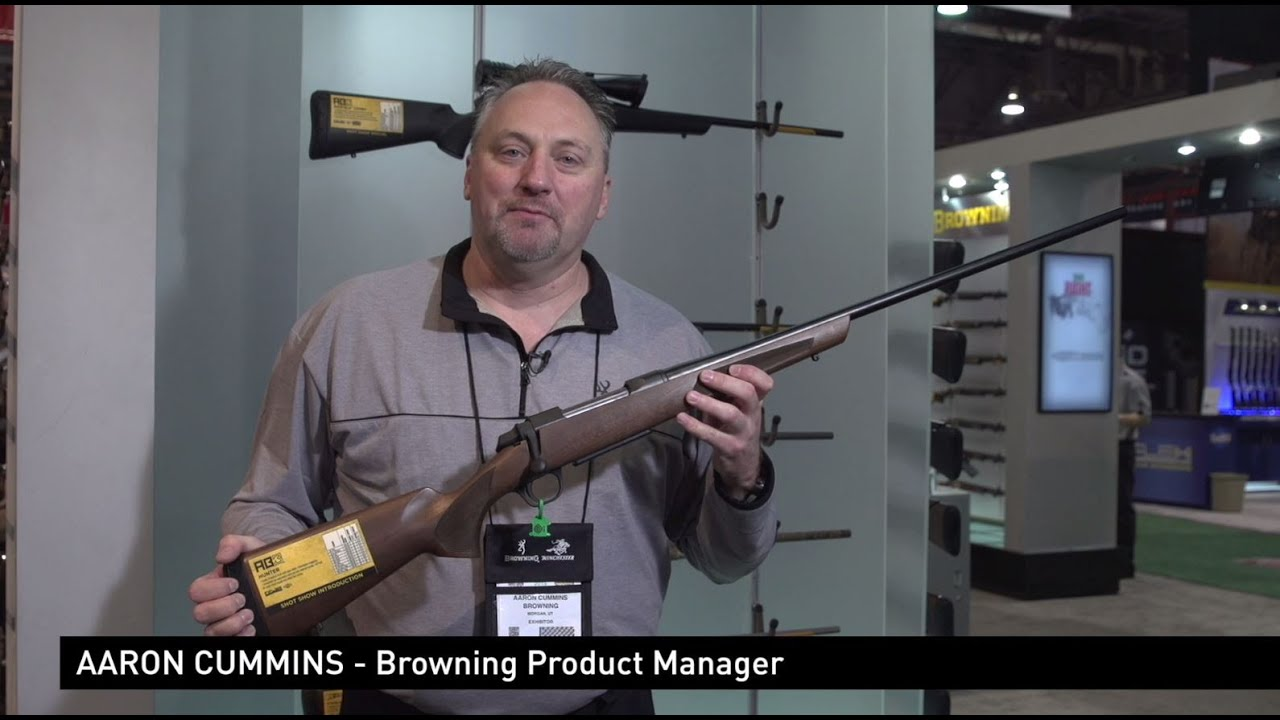AB3 - Have you seen the Hunter version? - SHOT Show
