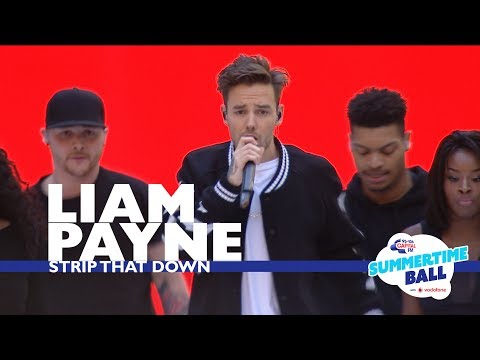 Liam Payne - &39;Strip That Down&39;   At Capital's Summertime Ball