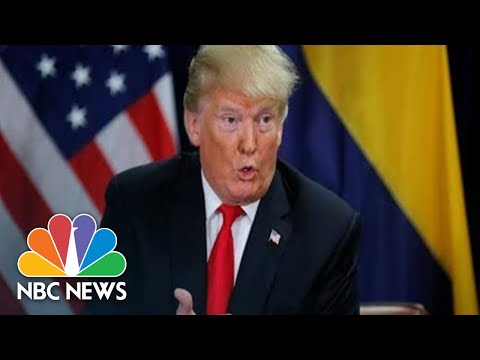 Trump Holds Press Conference On Eve Of Brett Kavanaugh, Christine Blasey Ford Hearing | NBC News
