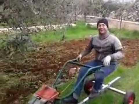 Il mio nuovo trattore fatto in casa youtube - Tornio per legno fatto in casa ...