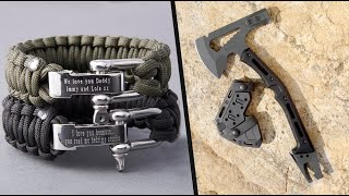 8 REALLY COOL SURVIVAL TOOLS TO BRING ON A HIKE