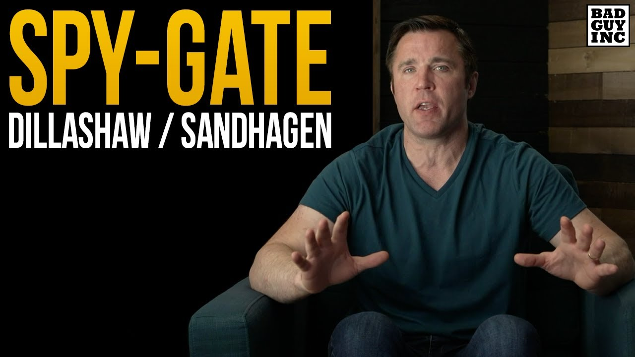 Did T.J. Dillashaw send a spy into Sandhagen's camp?