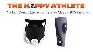 elevated training mask bsx
