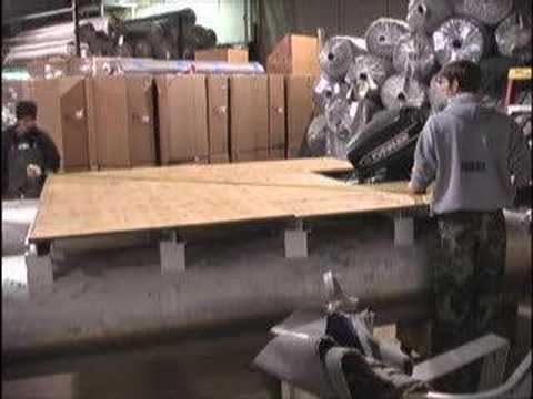 How-to Redeck a pontoon