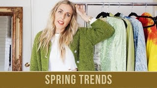 SPRING 19 TRENDS/ HOW I TO THRIFT AND VINTAGE SHOP