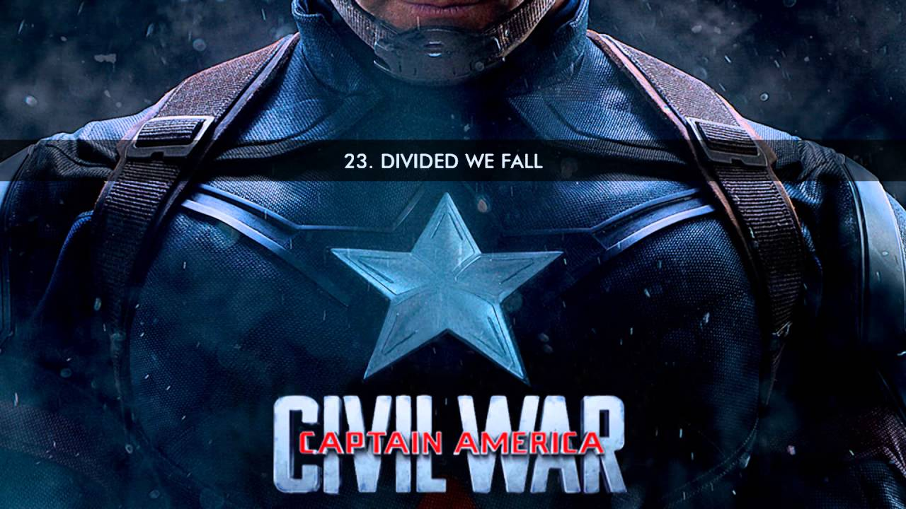 Divided We Fall Wallpaper Divided We Fall Hq Extended Theme Captain America