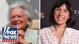 'Late Show' writer slammed for 'rude' Barbara Bush tweet