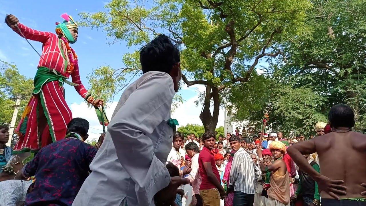 मिणा,बंन्जारा का खेल गङावण,वलावण कालिन्जर गवरी Rajasthan gavri