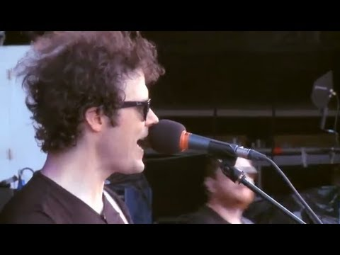 The Fratellis Live - Chelsea Dagger @ Sziget 2013