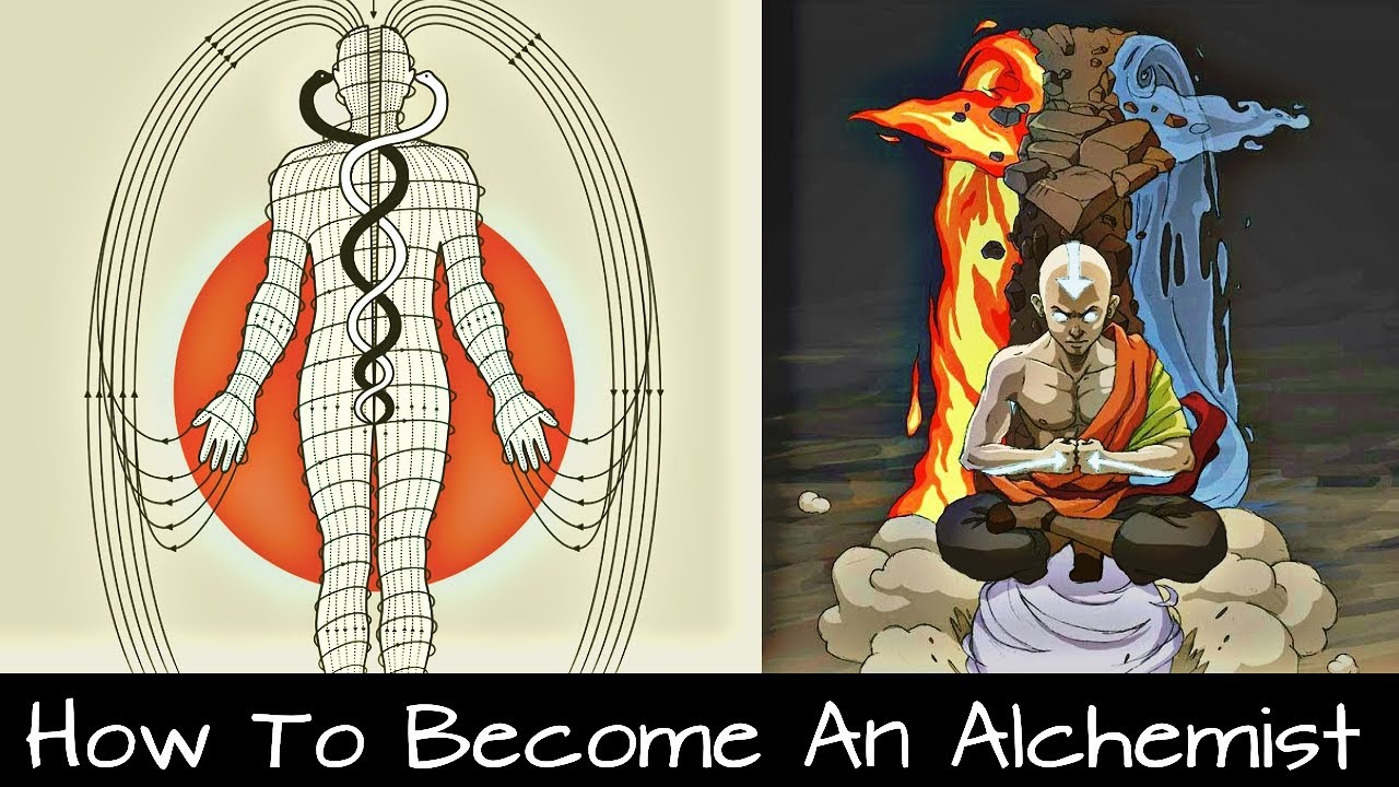 how to become an alchemist