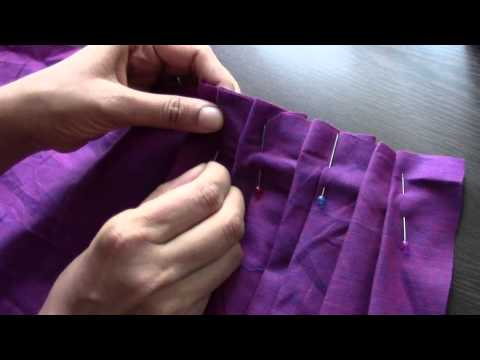 Sew a Kids Skirt (Traditional one)