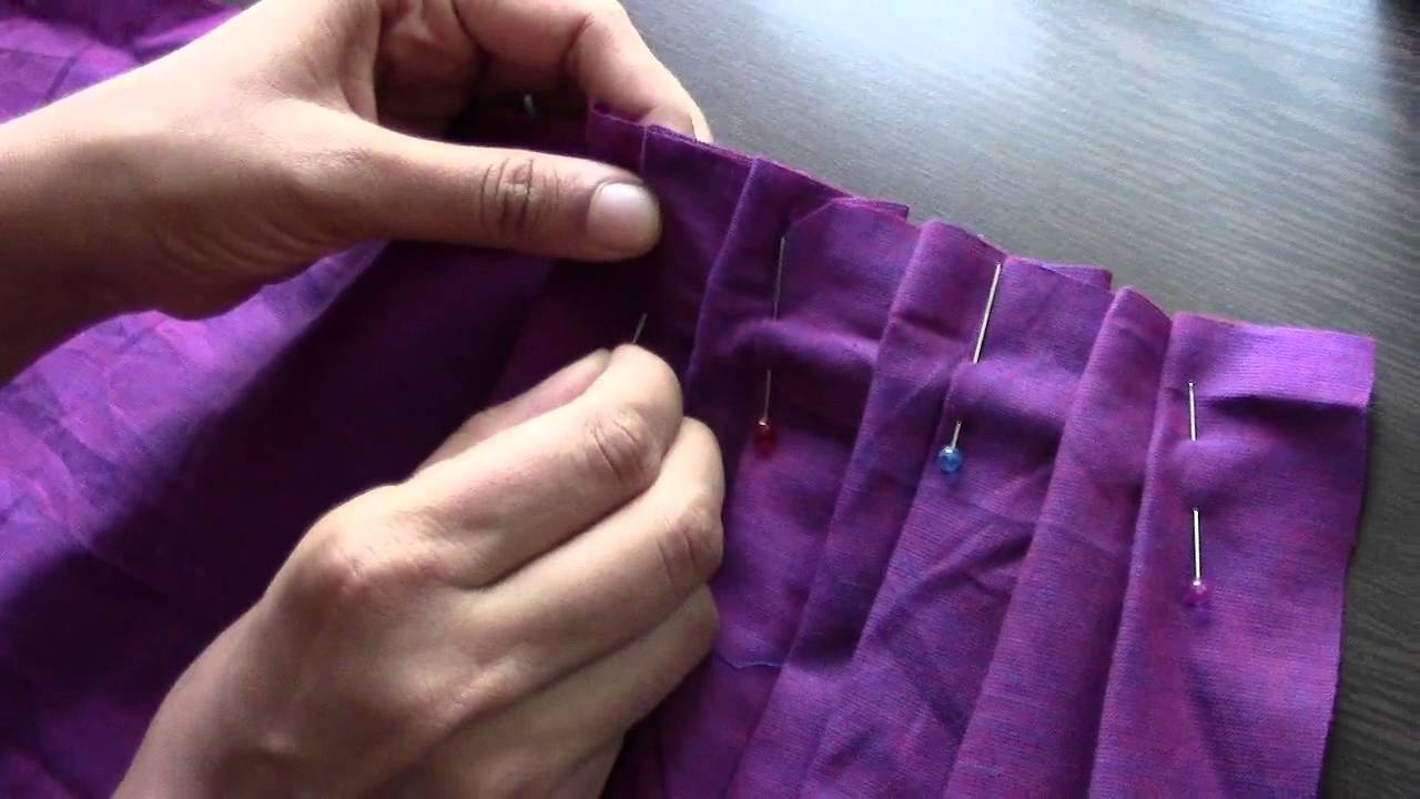 Sew A Kids Skirt Traditional One Youtube