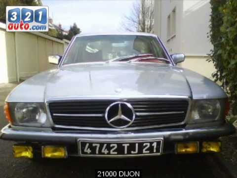 occasion mercedes 280 sl dijon youtube. Black Bedroom Furniture Sets. Home Design Ideas