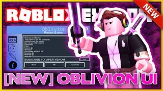 NEW ROBLOX EXPLOIT: OBLIVION (PATCHED) LUA-C EXECUTOR, JAILBREAK, SUPER MESH AND MUCH MORE (Dec 2nd)