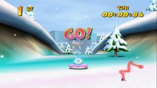 Diddy Kong Racing - Walrus Boss Start Glitch